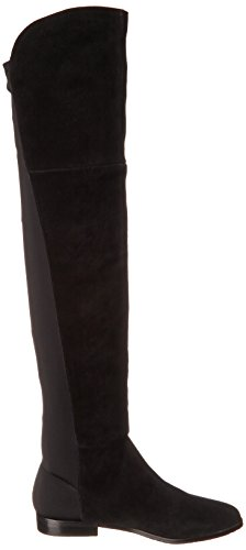 Women's Riley Boot Suede Black Laundry Riding Chinese AOqH5Pwz