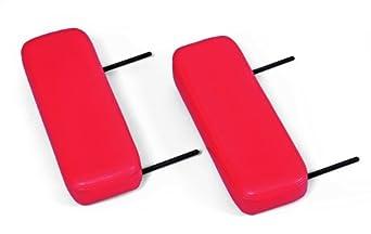 3B Scientific W60604BG Red Armrest with Metal Bracket