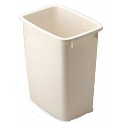 21 Qt Large Open Wastebasket