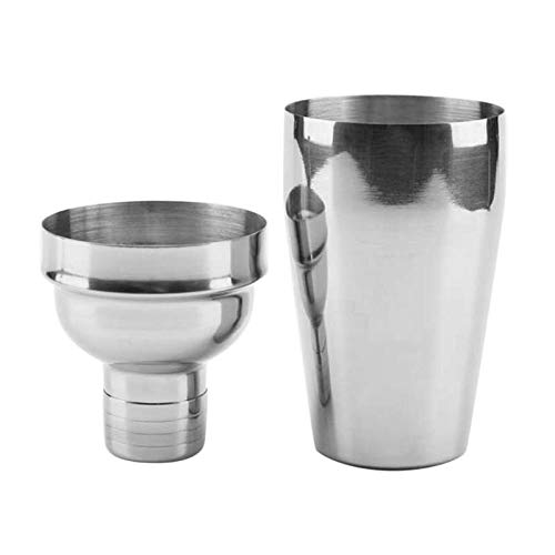 - Cocktail Shaker - 1 Pcs Stainless Steel Cocktail Shaker 350/550/750 ml Cocktail Mixer Wine Martini Drinking Boston Style Shaker For Party Bar Tool