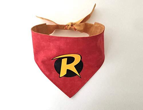 Robin Dog Bandana Halloween Costume
