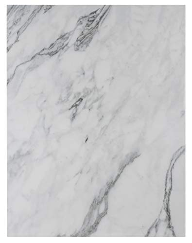 Vellum Paper - 24-Pack Marble Design Translucent Stationery Invitation Paper, Single Sided, Printer Friendly, Great for Scrapbooking, Announcement, Crafting, 8.5 x 11 Inch Letter Size ()
