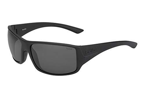 Bollé Tigersnake Sunglasses Matte Black Large ()