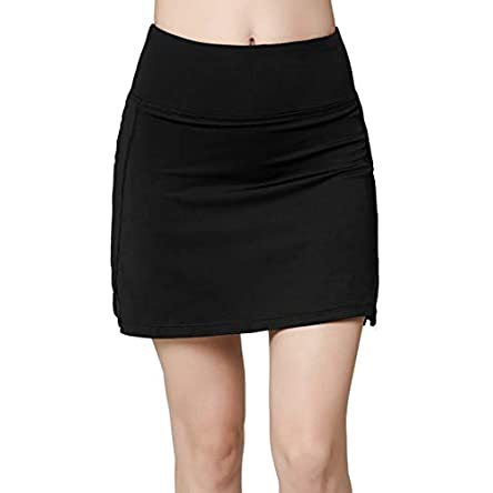 Women's Active Athletic Skirt Sports Golf Tennis...