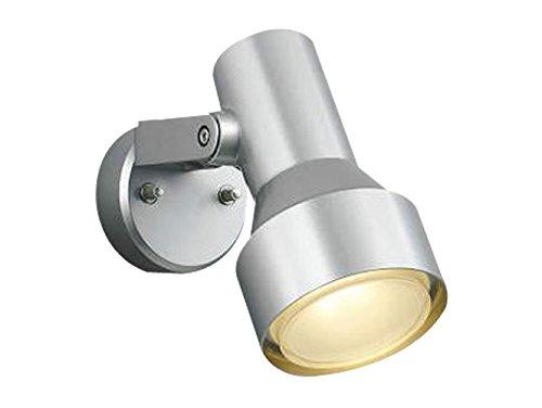 コイズミ照明 スポットライト 散光 白熱球100W相当 シルバーメタリック塗装 AU40627L B00KVWKXZO 10170