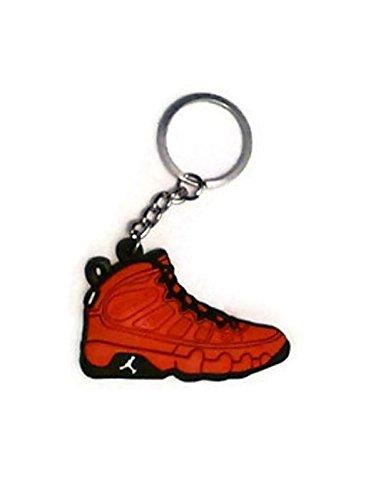 Air Jordan Zapatillas clave cadena generación 9 IX B87 ...