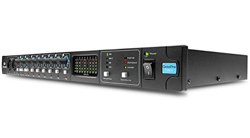 Pré-Amplificador de Microfone Focusrite Octopre MKII