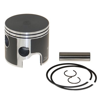(Marine Pro Wiseco Piston Kit Std. Stbd Mercury 2.0L Up to 1991 Bottom Guided Bore 3.125)