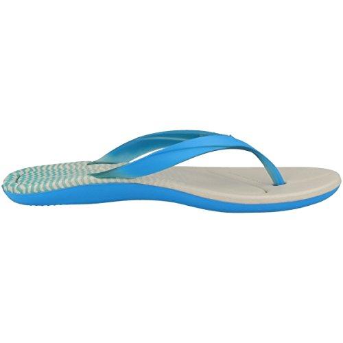 Rider Women's Flip Flops blue-grey-blue (81916-8644) WxajkCkIK