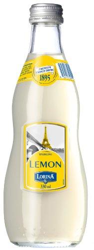 Lorina Sparkling Lemonade 11.1 oz (Pack Of 12)
