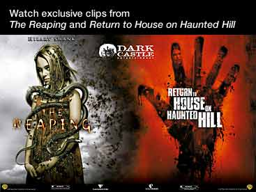Terrific Amazon Com Return To House On Haunted Hill Unrated Blu Download Free Architecture Designs Scobabritishbridgeorg