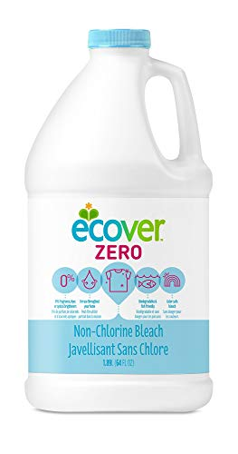 Natural Ecover Laundry (Ecover Liquid Non-Chlorine Bleach - 64 oz)