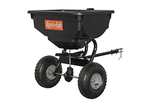 Cheapest Prices! Agri-Fab 85 lb. Tow Broadcast Spreader 45-0530 85 lb. Tow Broadcast Spreader