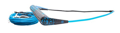2017 Hyperlite Team Wakeboard Handle A Line Package - Blue