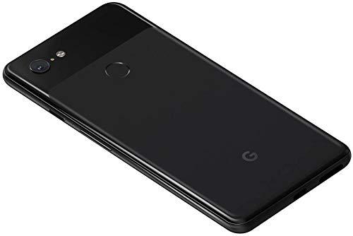 Google Pixel 3a XL (Just Black, 64 GB) (4 GB RAM) 2021 August 4 GB RAM | 64 GB ROM | 14.22 cm (5.6 inch) FHD+ Display 12.2MP Rear Camera | 8MP Front Camera