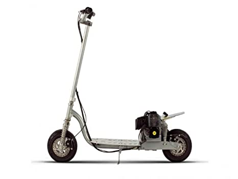 Amazon.com: xg-499 Stand Up Billet Gas, 49 cc scooter ...