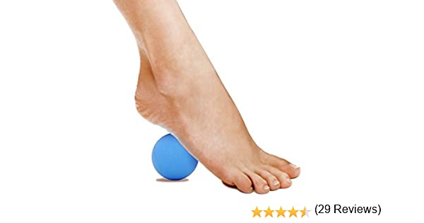 Heel That Pain - Pelota de masaje y movilidad para fascitis ...