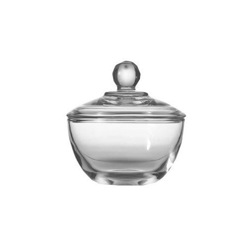 Anchor Hocking Presence Glass Sugar Bowl with Lid