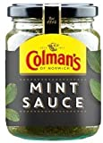 Original Colmans Classic Mint Sauce Imported From The UK England