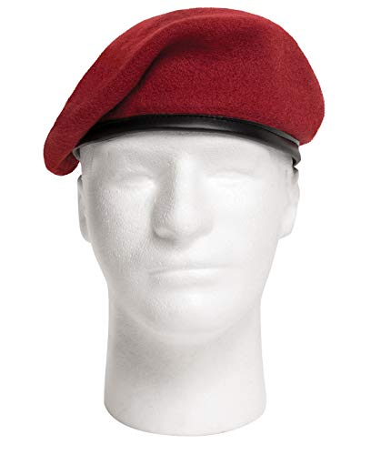 Rothco G.I. Style Beret, Red, -