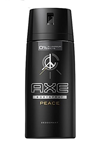 Axe Peace Body Spray, (Pack of 6)