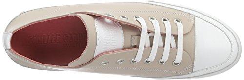 Candice Cooper Rock.double.nappa - Zapatillas Mujer Beige - Beige (osso)