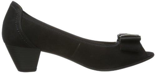 Gabor Chaussures - Chaussures À Talons Gabor, Femme, Noir (schwarz (schwarz)), 40