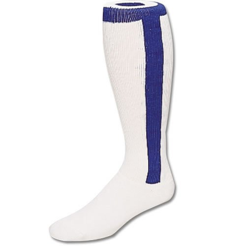Two-In-One Stirrup Socks Age T-Ball Color Purple Sold Per DZN by TCK