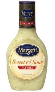 (Marzetti Fat Free Sweet & Sour Dressing, 16 oz (Pack of 3))