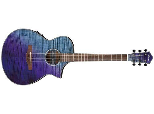 Ibanez AEWC32FM – Purple Sunset Fade High Gloss
