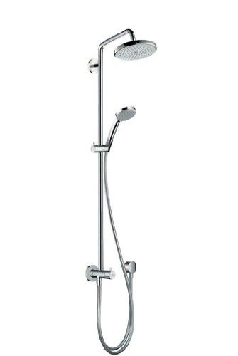 Hansgrohe Duschsystem Showerpipe Croma 220 Reno, verchromt, 27224000