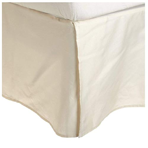 COTTONWALAS Presents Hotel Luxury Pleated Bed-Skirt 600-TC 100% Egyptian Cotton Bed Skirt 11