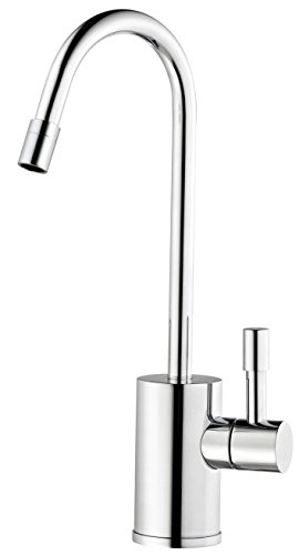 Ready Hot RH-F570-CH Single Lever Faucet for Hot Water Only, Chrome Finish ()