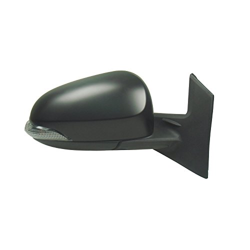 TYC 5430031 Toyota Prius C Right Replacement Non-Heated Mirror