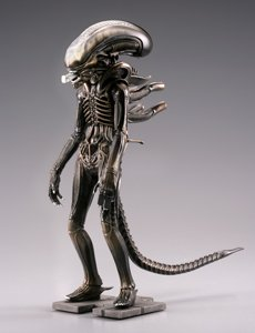 Kaiyodo Capsule Q Characters Alien Figures Anthology 01 - Alien Third Form Xenomorph Ver 1