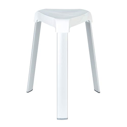 ts 70070 SMART Foot Shower Seat, White ()