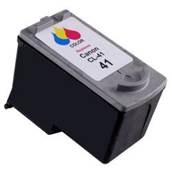 Remanufactured Canon CL41 (Color) Premium Ink Cartridge