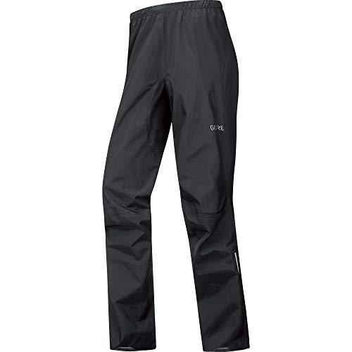 Gore Men's C5 Gtx Active Trail Pants,  black,  L