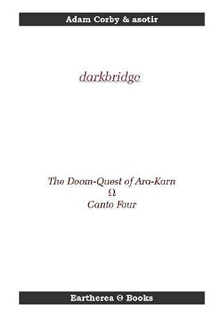 book cover of Darkbridge