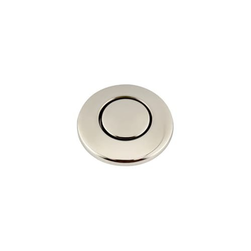 InSinkErator STC Sink Top Mounted Air Switch for Garbage Disposals, Polished Nickel