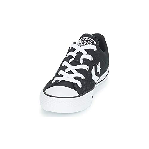 black Fitness Mixte Ox Noir Converse Player Chaussures Star 001 white De white Enfant xEqFzYXFw