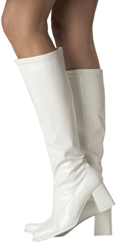 California Costumes Women's Deluxe Go Go Boots Costume Accessory