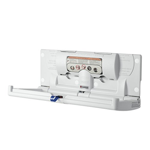 Changing Table Horizontal (SafetyCraft Wall Mounted Baby Changing Station, Horizontal)