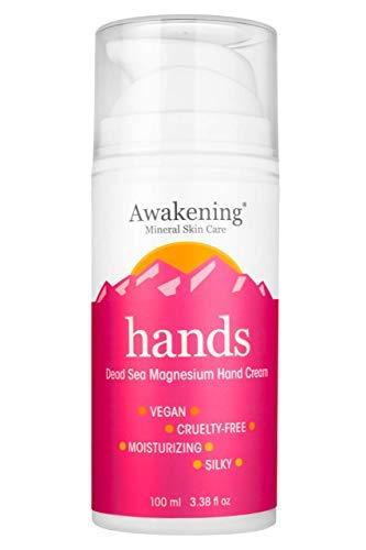 Awakening HANDS Magnesium-Rich Hydrating Hand Therapy Cream