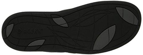 Acorn Cutaway Dress Thong Graphite Sandal Women's Prima r0qE4r