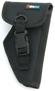 Tactical Right Leg Holster Black Airsoft Gun Accessory