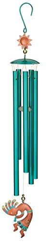 Regal Art & Gift Kokopelli Garden Chime, Multicolor