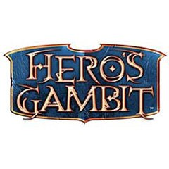 Warlord CCG: Hero's Gambit Booster - Ccg Warlord