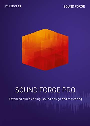 SOUND FORGE Pro 13