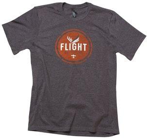 Flight Outfitters Vintage Logo T Shirt  Xxl